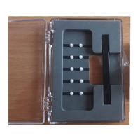 Набір фільтрів для внутришньовушних слухових апаратів