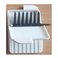 Набір фільтрів для виносних телефонів, або внутришньовушних СА з системою CLICK\INOX